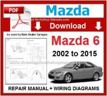 2006 mazda 2 workshop manual