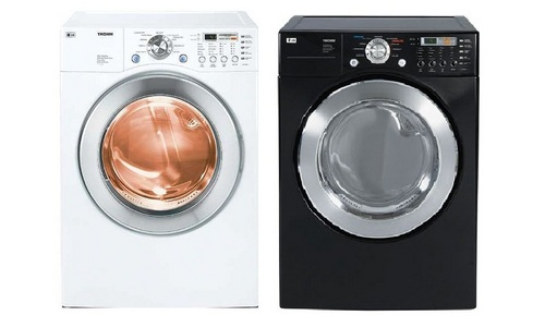 lg tromm dryer dle3777w manual