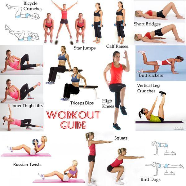Strong body guide 12 week home workout program pdf