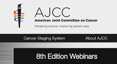 ajcc cancer staging manual 8th