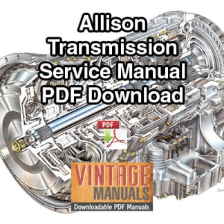 4f27e transmission repair manual pdf