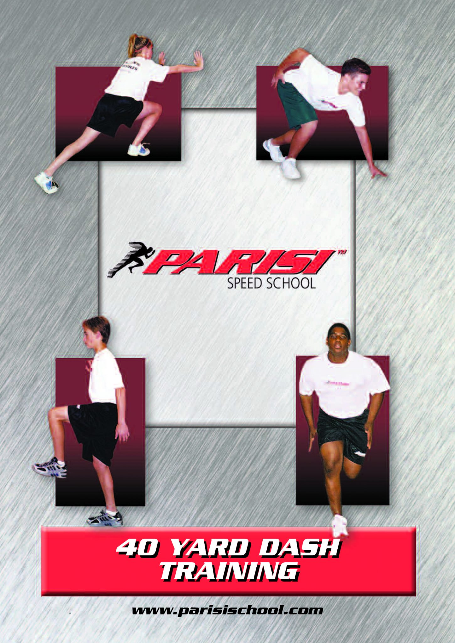 40 yard dash training pdf