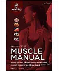 muscle manual by dr nikita vizniak
