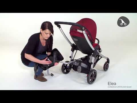 Bugaboo wheeled board instructions