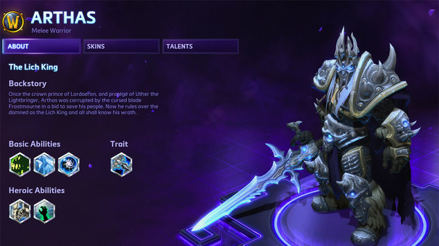 Heroes of the storm how to play arthas