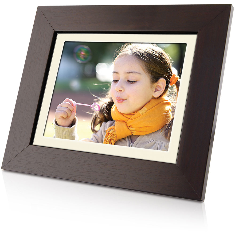 coby digital photo frame manual
