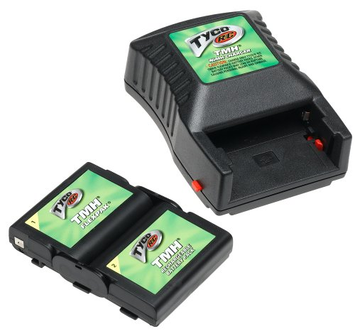 tyco rc terrain twister battery charger instructions
