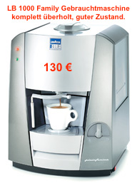 Lavazza espresso point instructions