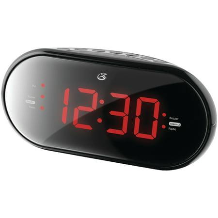audiosonic alarm clock radio manual