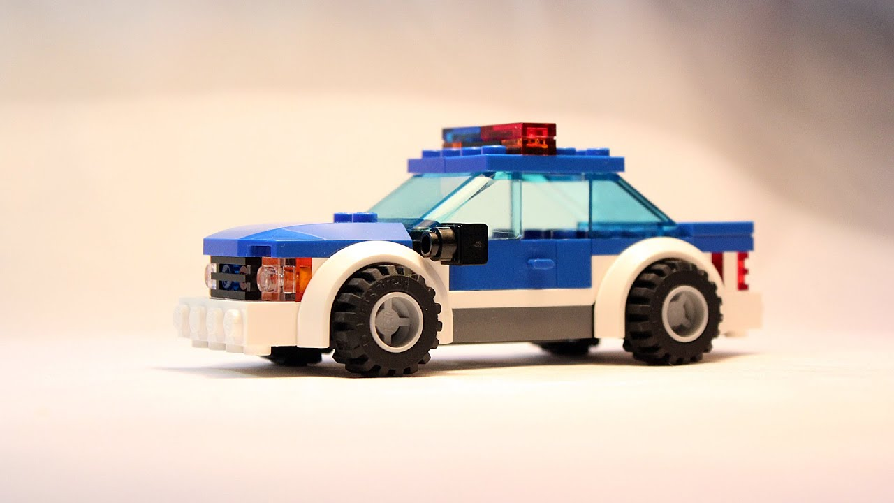 lego city police instructions