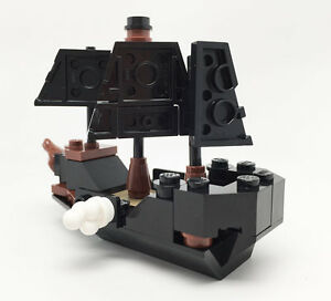 lego pirate ship instructions