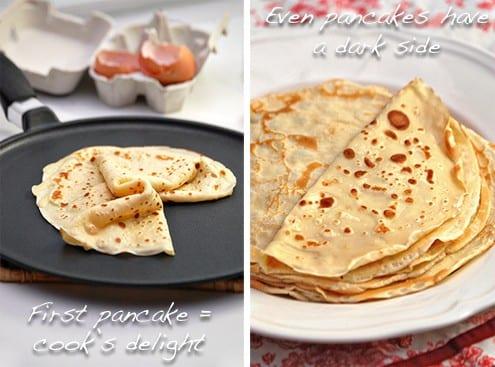 Beksul pancake mix english instruction