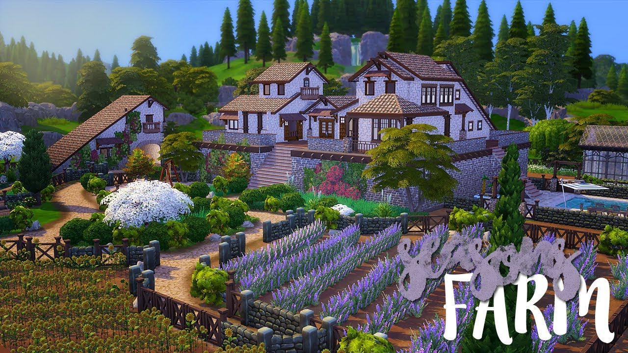 Sims 4 how to build outside lot