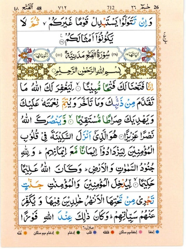 Surah fatiha in hindi pdf download
