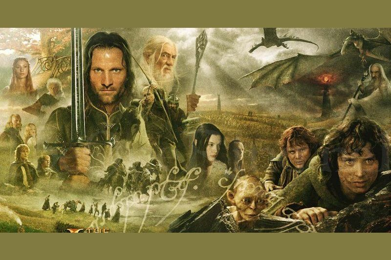 Lord of the rings d