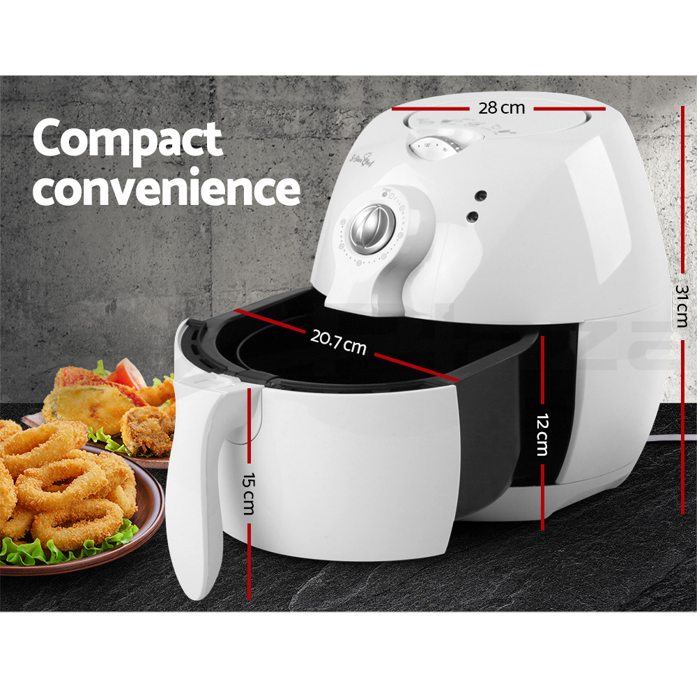 5 star chef air fryer instructions