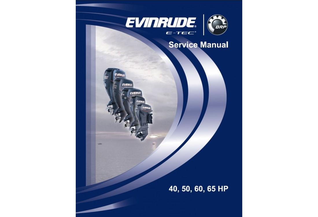Evinrude etec service manual pdf