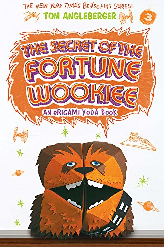 origami yoda fortune wookiee instructions