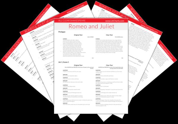 Romeo and juliet modern translation pdf
