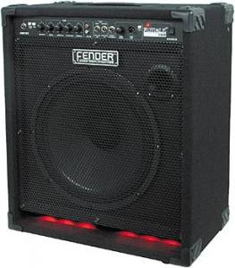 Fender rumble 100 bass amp manual