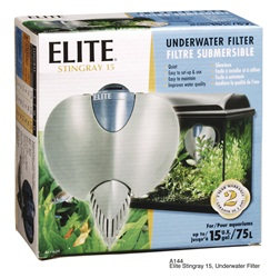 Elite stingray filter instructions