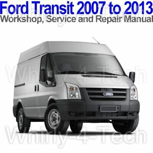Ford transit mk6 workshop manual pdf