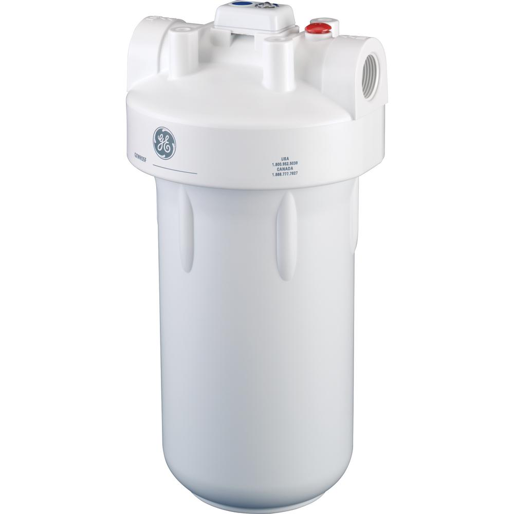 ge whole house water filter manual