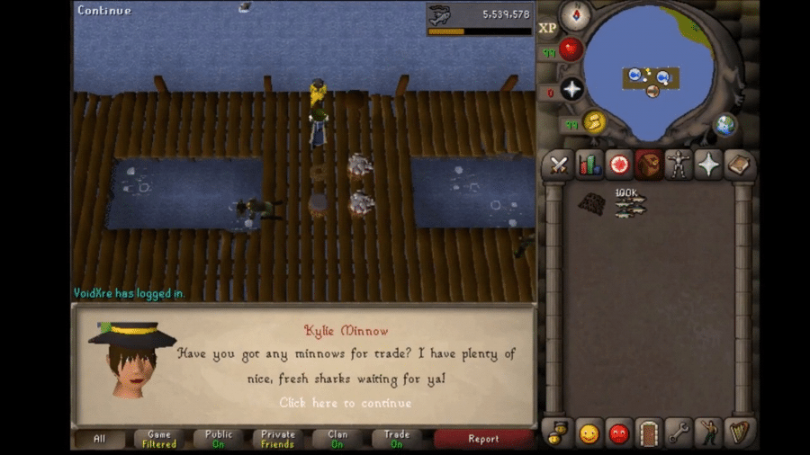 Drift net fishing osrs guide