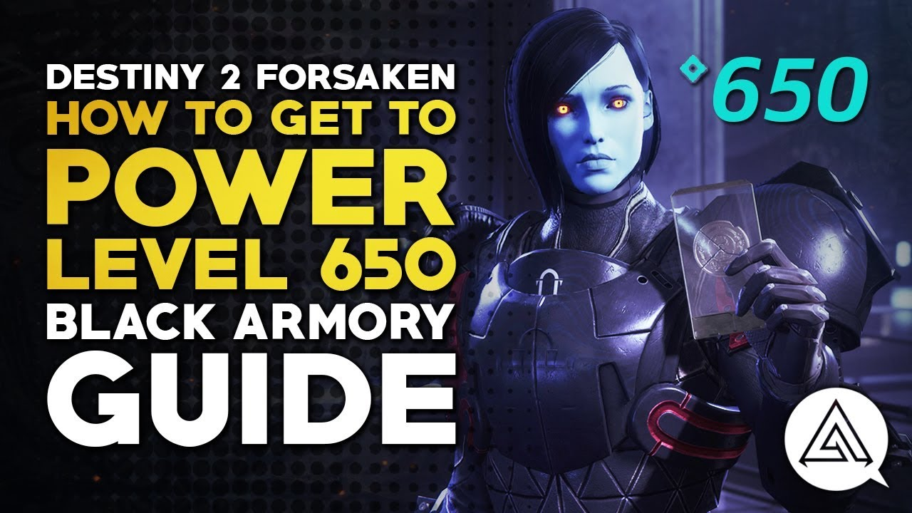 Destiny how to get level 41