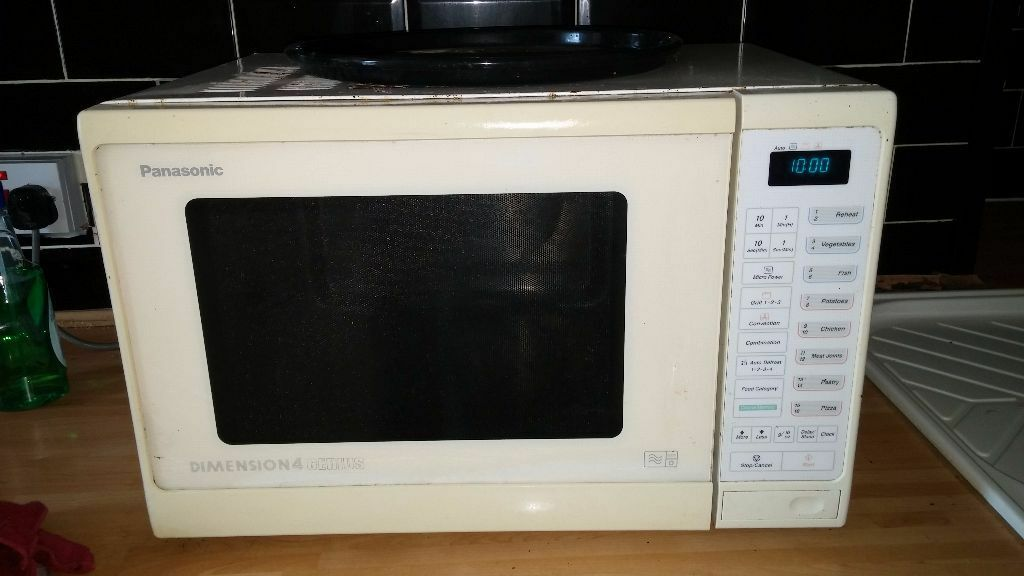 National microwave oven dimension 4 the genius manual