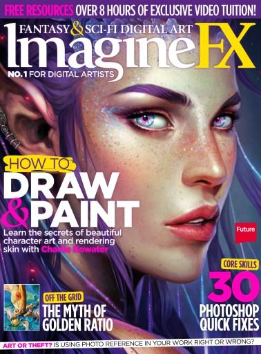 Paint and draw magazine pdf