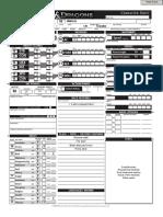 Black crusade character sheet pdf