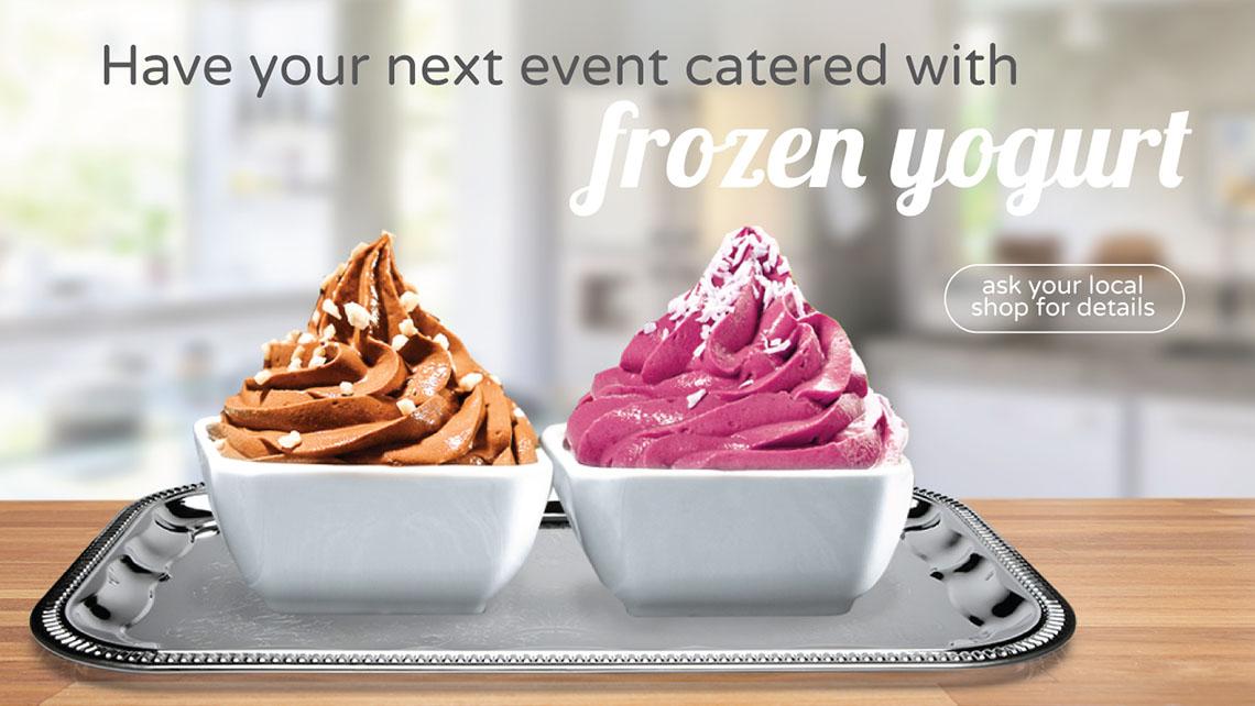 U swirl frozen yogurt job application