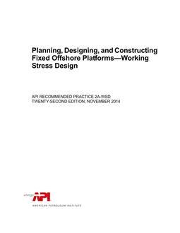 Api rp 2sk pdf free download