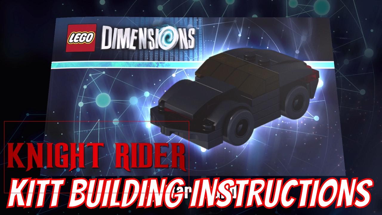 lego dimensions building instructions goonies