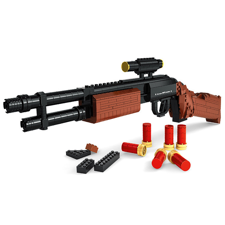 lego mauser c96 instructions