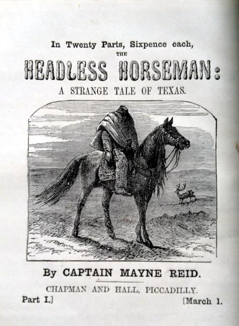 The headless horseman story pdf