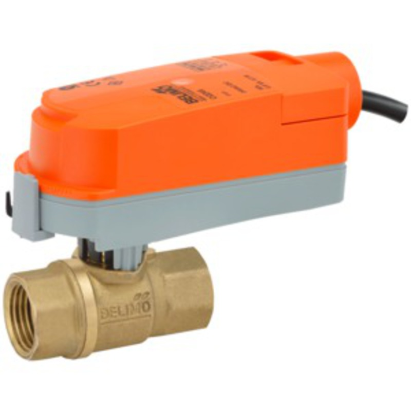 Belimo valve actuator installation instructions