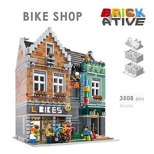 lego modular building instructions