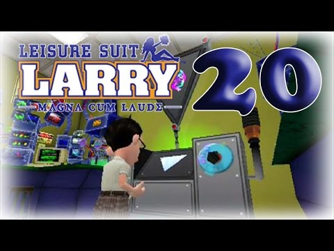 Leisure suit larry 6 how to get the file