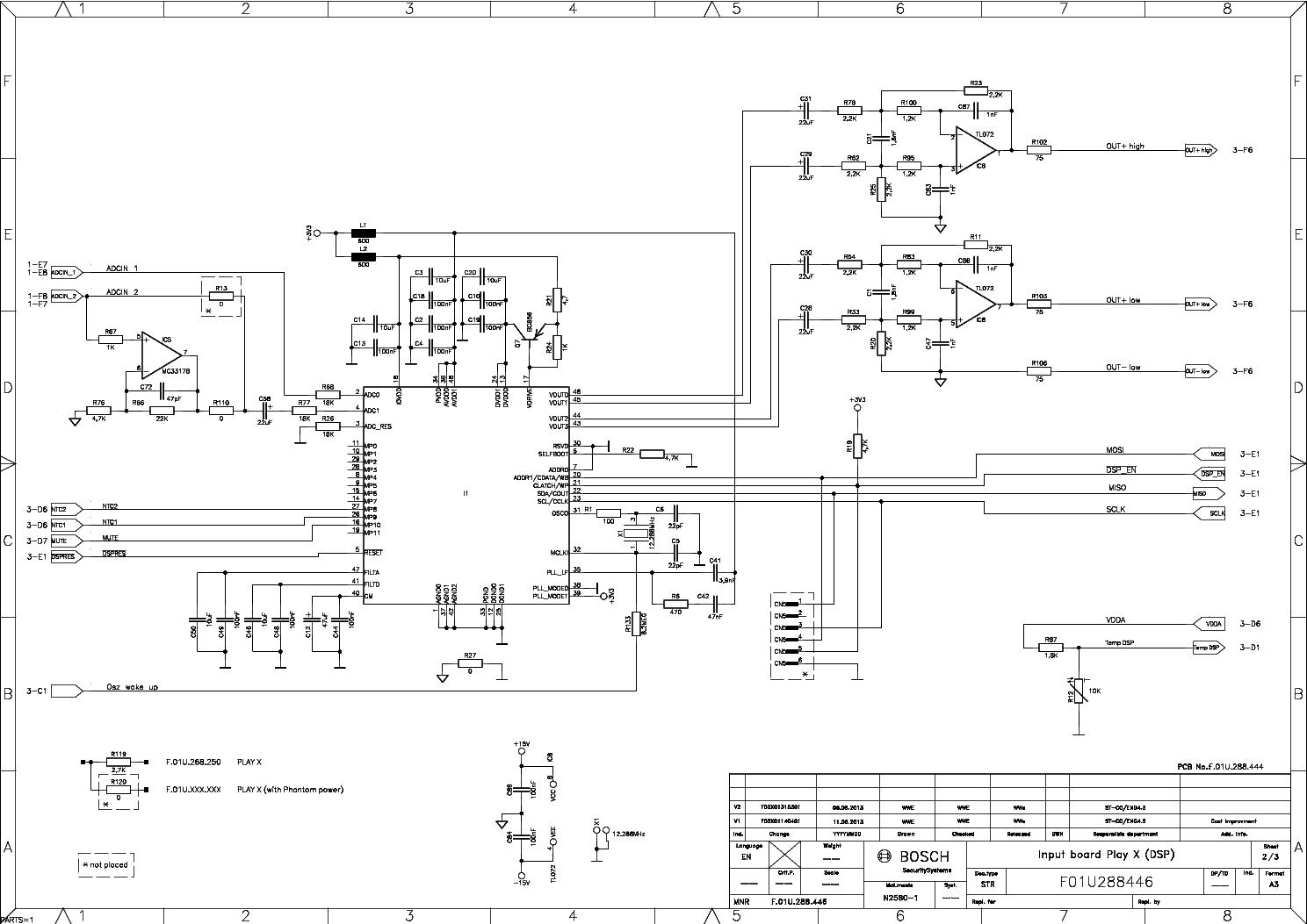 electro voice zlx12p service manual