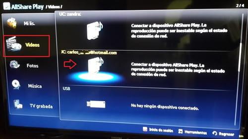 Server error in application on my smart tv
