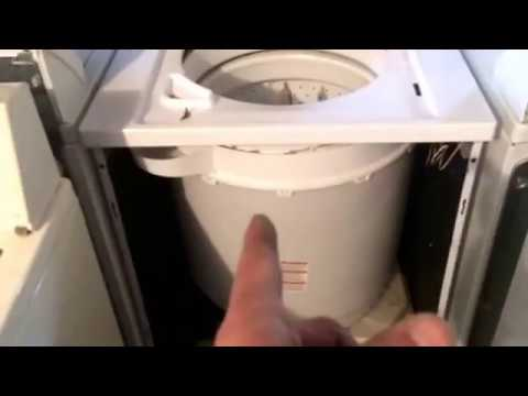 kenmore stacked washer dryer repair manual