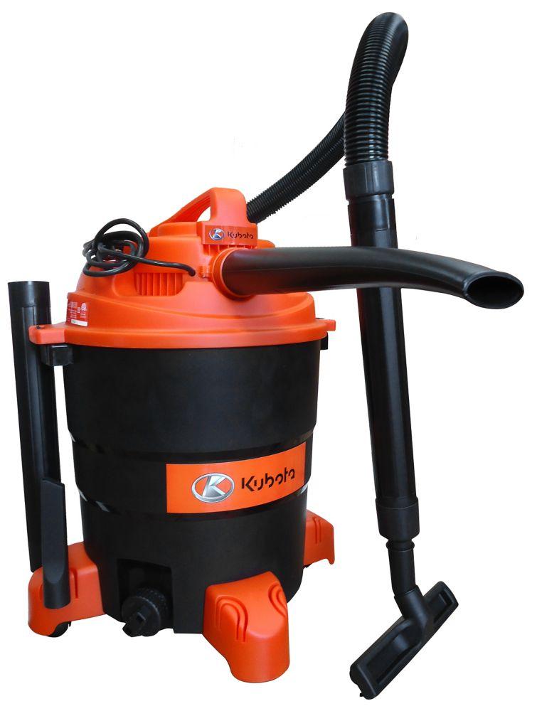 kubota 4 gallon wet dry vac manual