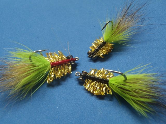 saltwater fly tying instruction