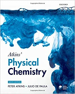Atkins physical chemistry solutions manual pdf