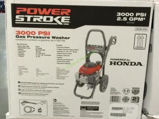 Powerstroke 1900 psi electric pressure washer manual