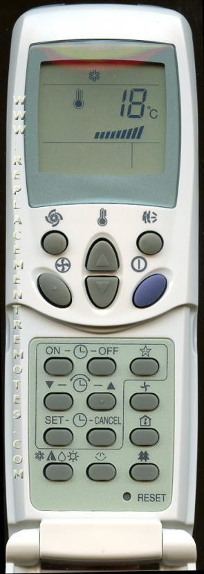 lg air conditioner remote control manual