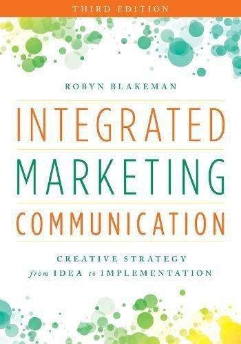 Integrated marketing communication book pdf
