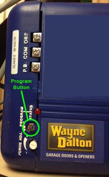 Wayne dalton garage door opener manual quantum 3212